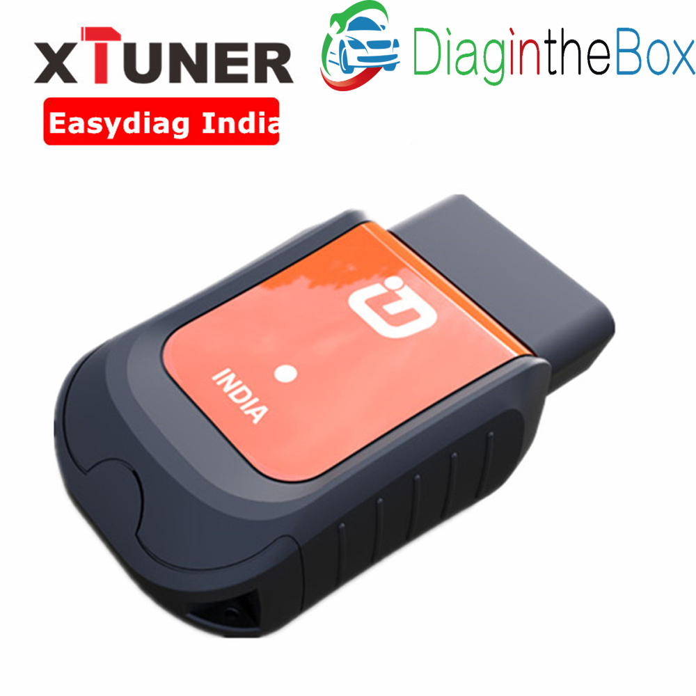 XTUNER VPECKER EASYDIAG V8.2 India Cars Scanner Wireless OBDII OBD2 Full Diagnostic Tool for Tata for Maruti for Mahindra