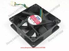 AVC DL08025R12H PS26 DC 12V 0.35A 80X80X25mm Server Cooler Fan
