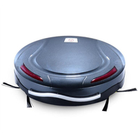 Intelligent Robot Vacuum Cleaner For Home Filter Dust Sterilize Brush 500pa Vacuum Cleaner