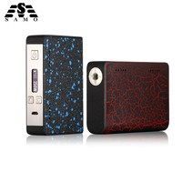Original PRIDE 250w electronic cigarette box mod Adjustable voltage Vaporizer packing High quality 18650 e cigarettes Vape kit