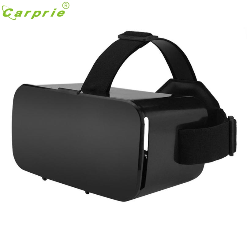 Calidad superior caja de cartón vr realidad virtual gafas 3d para iphone 7 plus