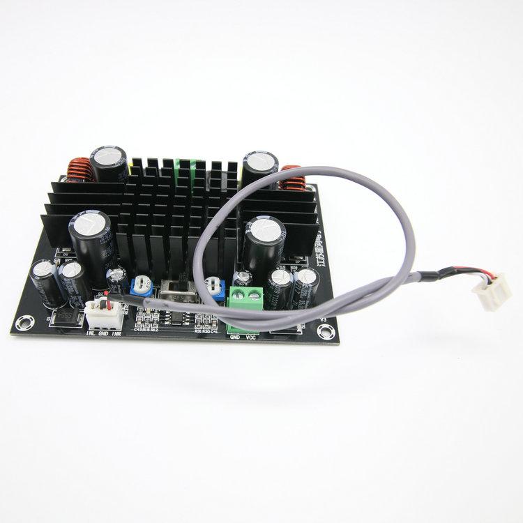 150W mono AMP board XH M571 High Power font b Subwoofer b font Audio Digital font