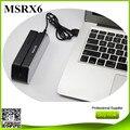 Más pequeño lector de tarjetas escritor msrx6 usb con software para windos mac os linux x6 msr msr605 msr606 msr609