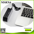 Menor leitor de cartão escritor msrx6 usb com software para windows mac os linux x6 msr msr605 msr606 msr609