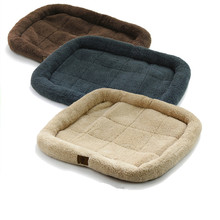 23.62-inch Long Ultra-Soft Plush Dog bed – Quiet Time Fashion Pet Bed