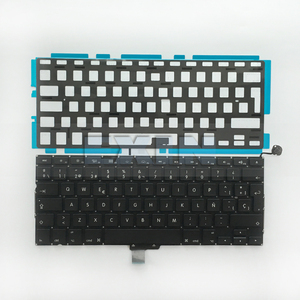 """Image 3 - OEM を Macbook Pro の 13 """"ユニボディ A1278 キーボードスペインスペイン SP 言語 + バックライトバックライト + ネジ 2009  2012 年"""
