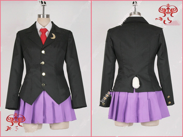 2019 Hot Anime Imperishable Night Reisen Udongein Inaba Cosplay Costumes School Uniform Dress For Female Custom-Make Any Size