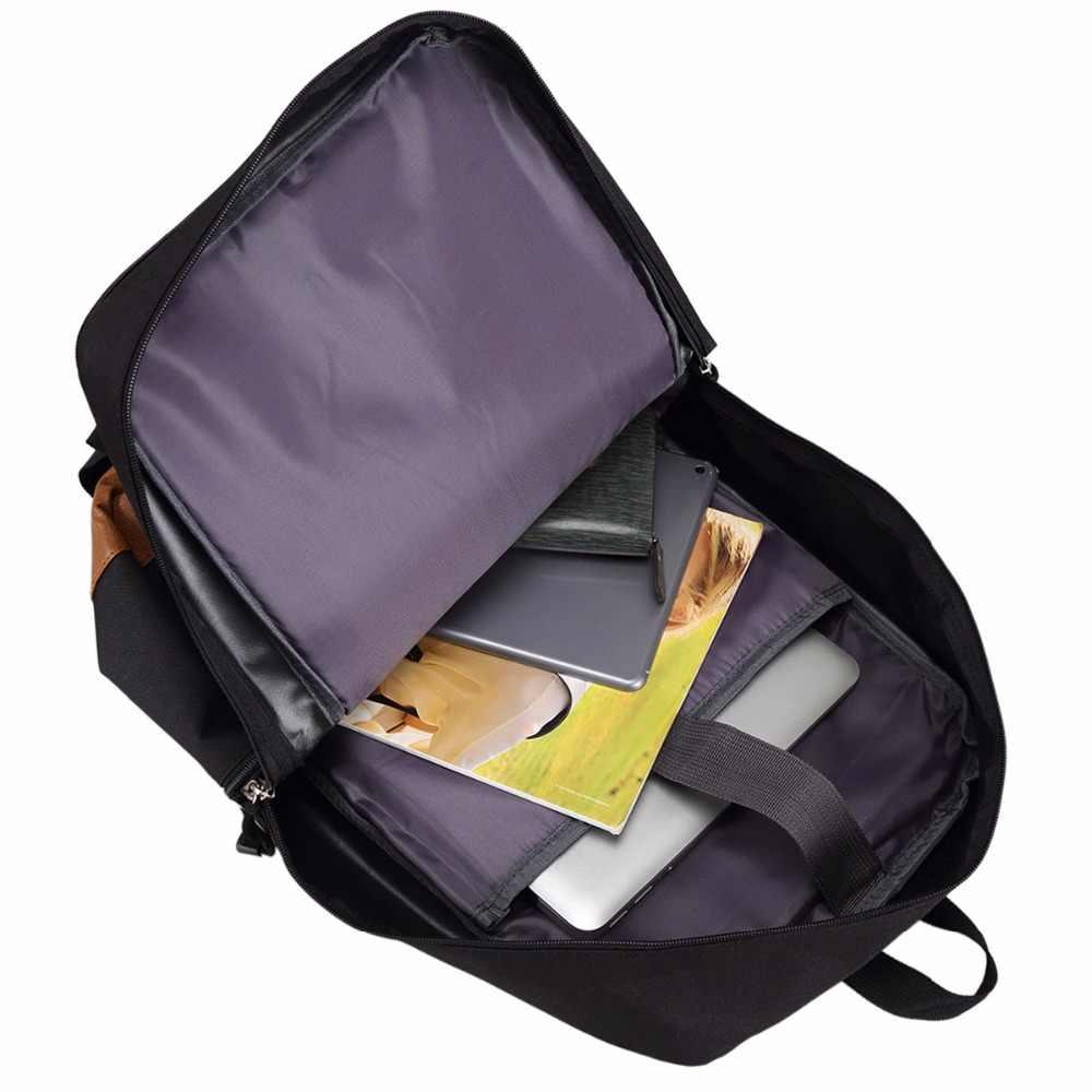 deec9bf0adf5 ... WISHOT Harry Potter School Bags Gryffindor Backpack Slytherin Travel Bag  for teenagers Ravenclaw Hufflepuff Shoulder Bags