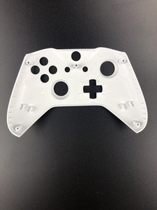 Image 2 - For Xbox one Slim Controller Housing Replacement Top Front Shell Faceplate Case Handle side cover Rear Grip Screw Driver White