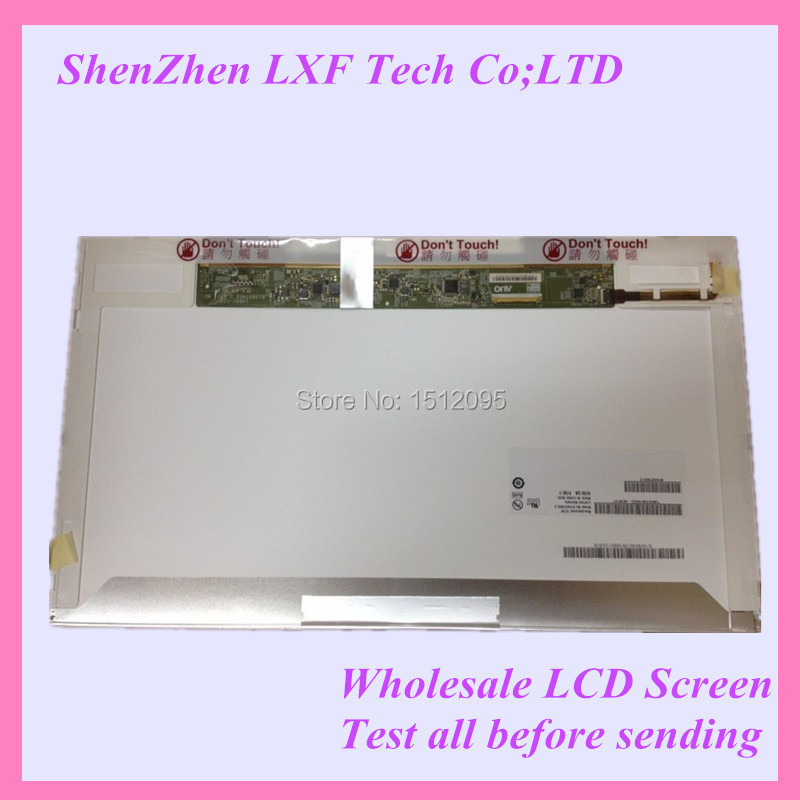 """15.6/"""" LP156WH4-TLN1 40 PIN HD 1366x768 LED schermo LCD per Toshiba Satellite C850"""