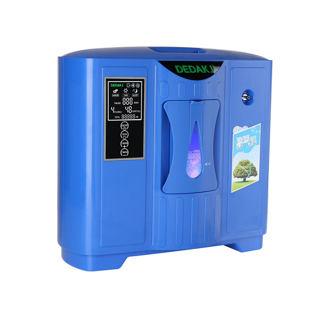 COXTOD 9L Oxygen Concentrator Household Medical Healthcare Remove Wrinkle Enhance Skin Elasticity Anti Aging O2 Machine