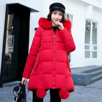 цена на 2019 Autumn Winter Pregnancy Wear Pregnant Coats Maternity Clothing Maternity Down Jacket  Women Outerwear Parkas Warm Clothes