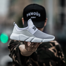 2019 new casual shoes mens breathable autumn summer mesh fashion lightweight sports H5