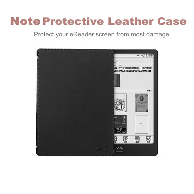 Case For Onyx Boox Note Case 10.3 Inch BOOX notepro note2 lite Ebook Leather Cover 10.3'' Case NOTE Pro Protective Shell