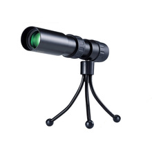 Best price 10-90×25 Zoom Monocular Telescope Eyepiece optical lenses High Power Mini For Hunting Outdoor Spotting Scope With tripod