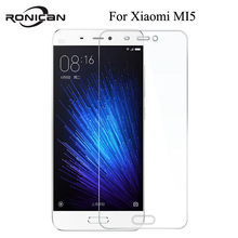 For Xiaomi MI5 5 Tempered Glass Screen Protector 9H 2.5 Safe