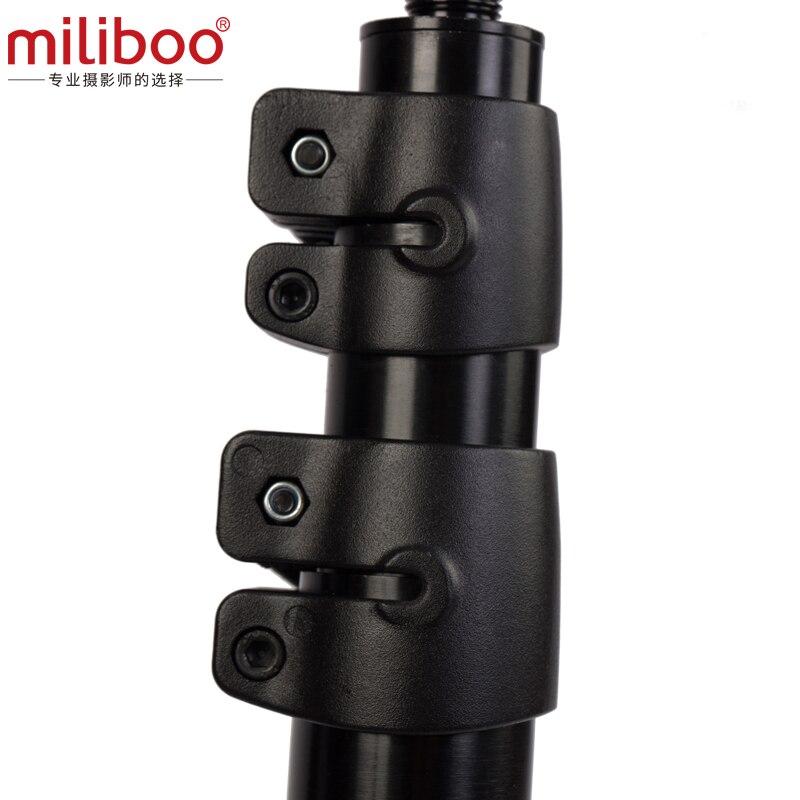 miliboo MTT702A (Başsız) Professional Kamera / Video Kamera / DSLR - Kamera və foto - Fotoqrafiya 2
