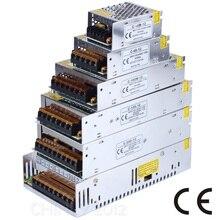 DC 12V 3A/5A/8A/12A/20A/29A/41A 40W-500W LED Switch Power Supply Driver for LED Strip LED Module LED Lights