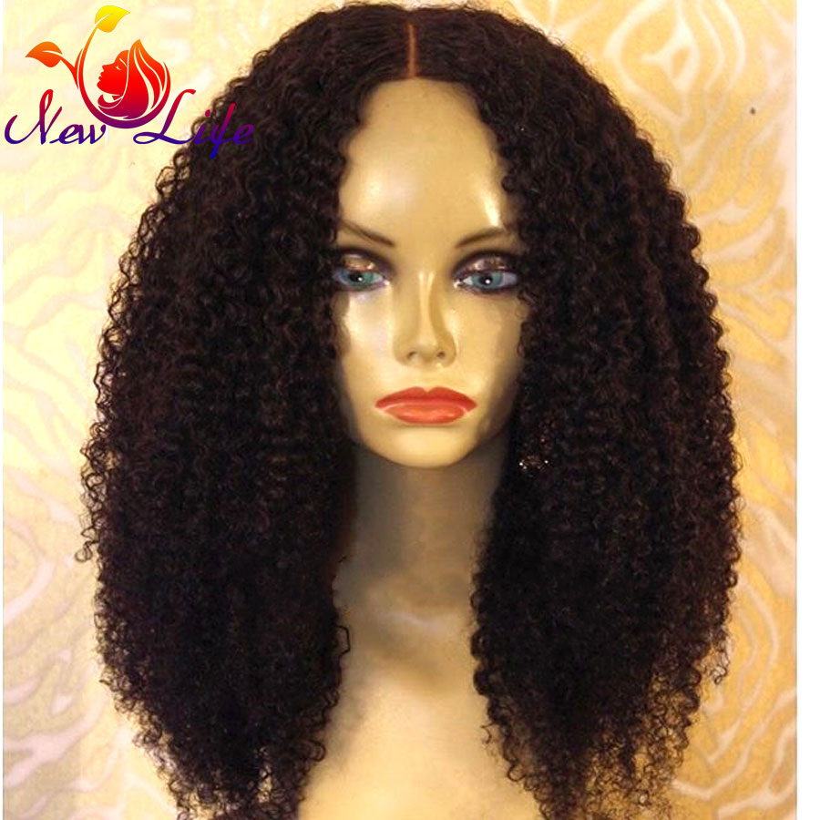 Lace Frontal Wig Synthetic Curly Half Wigs Synthetic Hair