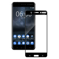 Protective Film Glass For Nokia 6 Full Cover Tempered Glass Screen Protector For Nokia 6 Mofi