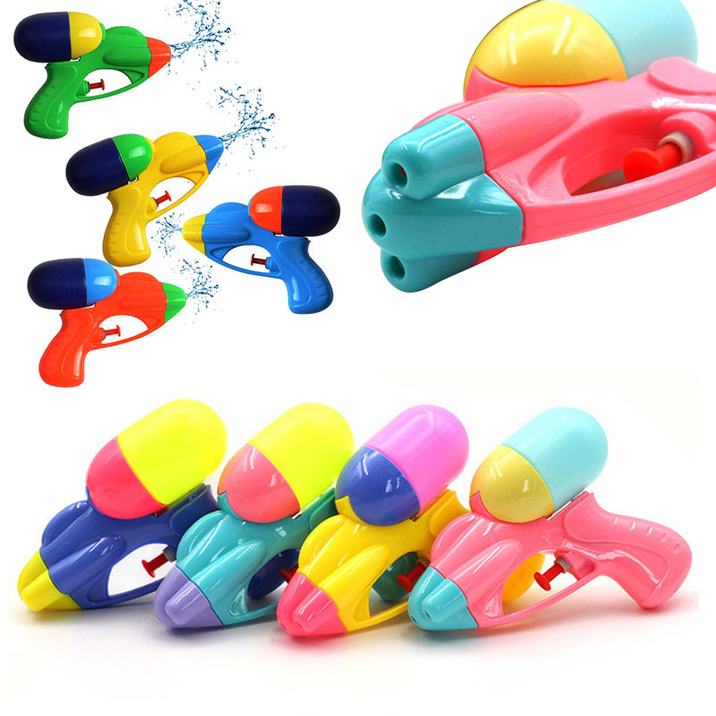 Summer Water Blaster Gun Outdoor Beach Sand Squirt Water Pistol Fighting Children Water Gun Toys Kids Swimming Pools Toys Fun