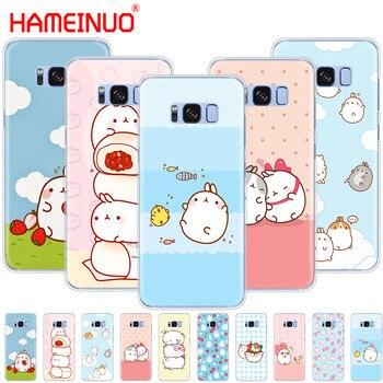 HAMEINUO Halloween conejos más lindo Kawaii caja de patatas de la cubierta de la caja del teléfono celular para Samsung Galaxy S9 S7 edge PLUS S8 S6 S5 S4 S3 MINI