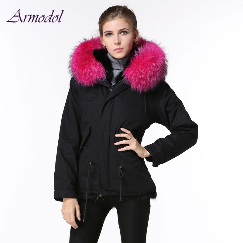 New Popurlar Fur Jacket Women Long hair For Fur Jackets Winter Jacket factory Price Free shipping Big Raccoon Fur Hood Parka