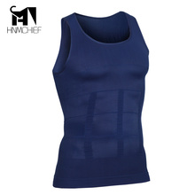 corset bodysuit men Men Slimming Vest Body Shaper Slimming Belt Belly Waist Sweat Corset font b