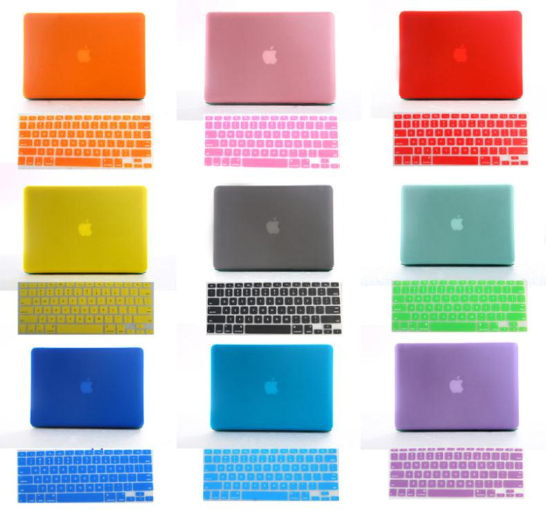 freeship 2in1 Christmas gift Crystal Matte hard cover case for 11 13 15 macbook air pro  ...