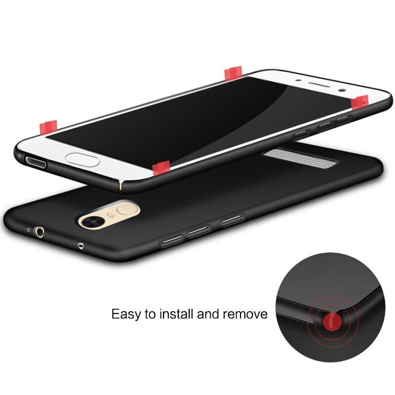 Para xiaomi redmi note 3 pro prime se special edition 152mm 3i global versión del teléfono case mate dura de la pc casos de la cubierta completa de lujo