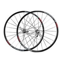 new 2019 26 inch mountain wheel set straight pull aluminum alloy bicycle wheel front and rear wheel riding accessories Alloy