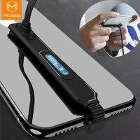 Mcdodo 2.4A Быстрая зарядка USB кабель для iPhone X XR XS Max 8 7 6 Plus для Lightning iOS 12 мобильный шнур для телефона игровой кабель