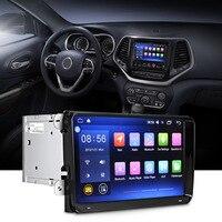 J-9813-9N 6.0.1 Quad-core 7-calowy Android GPS WiFi DVR Samochodowy Odtwarzacz DVD dla VW