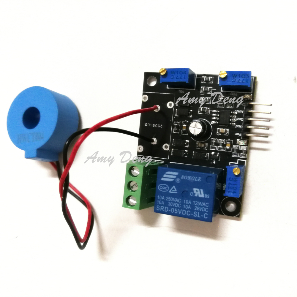 A34 Current Sensor Module Ac Short Detection 50a Switch Output A33 Circuit