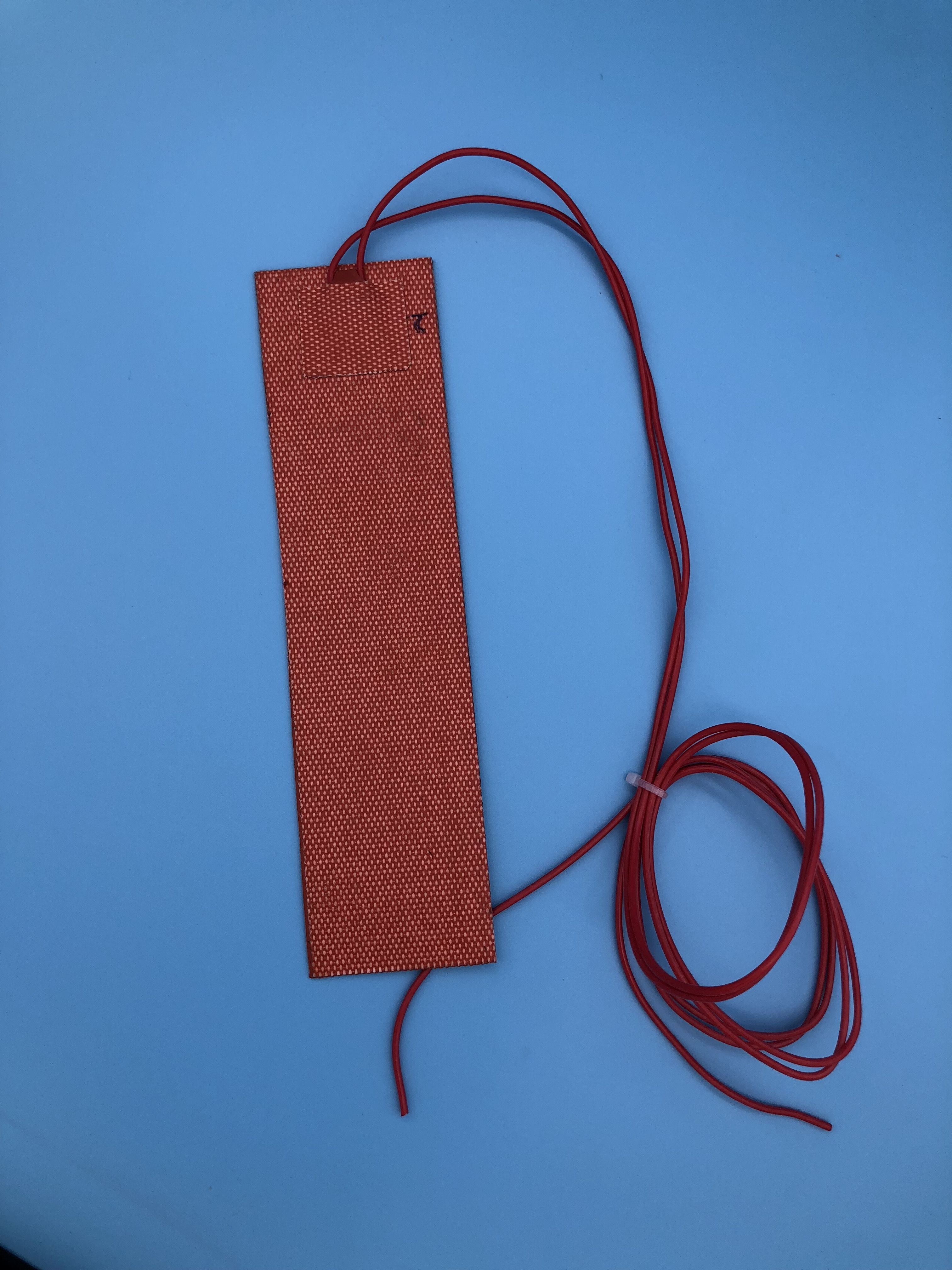 silicone heat pad 48V 1500W 140mm x 220mm Silicone Heater 3D Printer Heater Heatbed