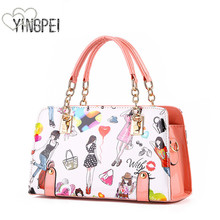 women bag Fashion Casual women's handbags Luxury handbag Designer Shoulder bags new bags for women 2019 bolsos mujer pink