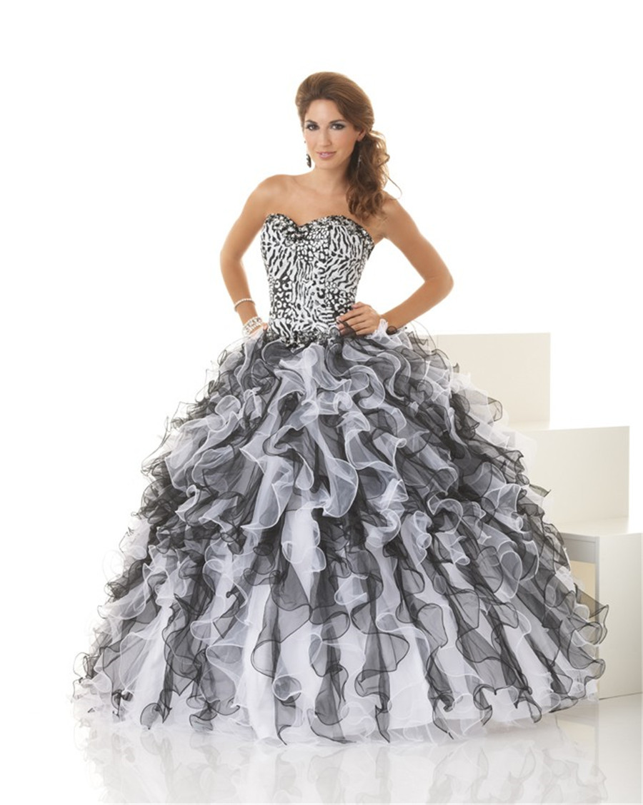 Aliexpress.com : Buy 2015 New Fashion Ball Gowns Sweetheart ...