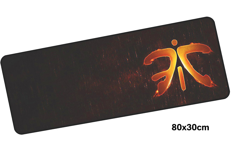 fnatic mousepad gamer 800x300X3MM gaming mouse pad large Professional notebook pc accessories laptop padmouse ergonomic mat