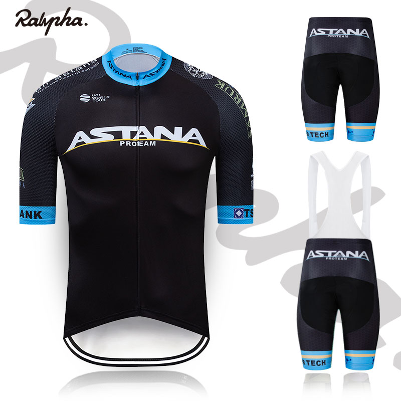 ASTANA ALEING Cycling Jersey Sets Racing Cycling Clothing Suit Short Sleeve MTB Bike Jersey Shirt maillot ciclismo ropa hombre