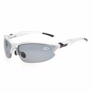 Image 1 - TH6188 Bifocal Eyekepper TR90 Unbreakable Sports Sunglasses Bifocal Sunglasses Half Rimless Reading Glasses