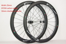 700c which spoke carbon wheels t700 V sprint carbon wheels 50mm carbon wheel with 25 width D and T350hub