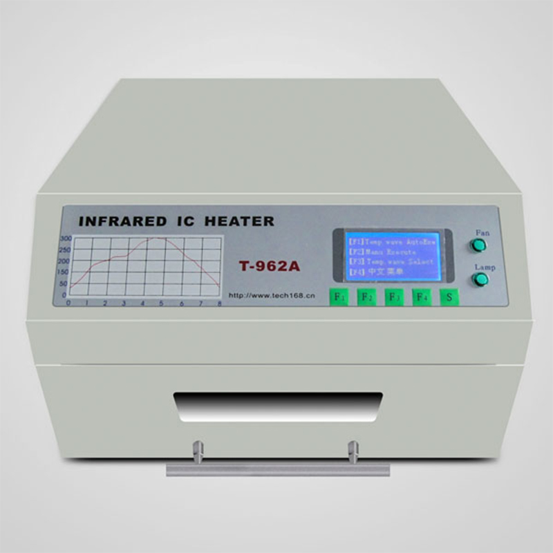 Authorized PUHUI T 962A Infrared IC Heater T962A Desktop Reflow Oven BGA SMD SMT Rework Sation