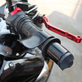 Новый Черный Пластик Мотоцикл Дроссельной Assist Запястий Круиз-Контроль Захваты Для Стандартных Захваты Для Harley Для Honda Для Yamaha