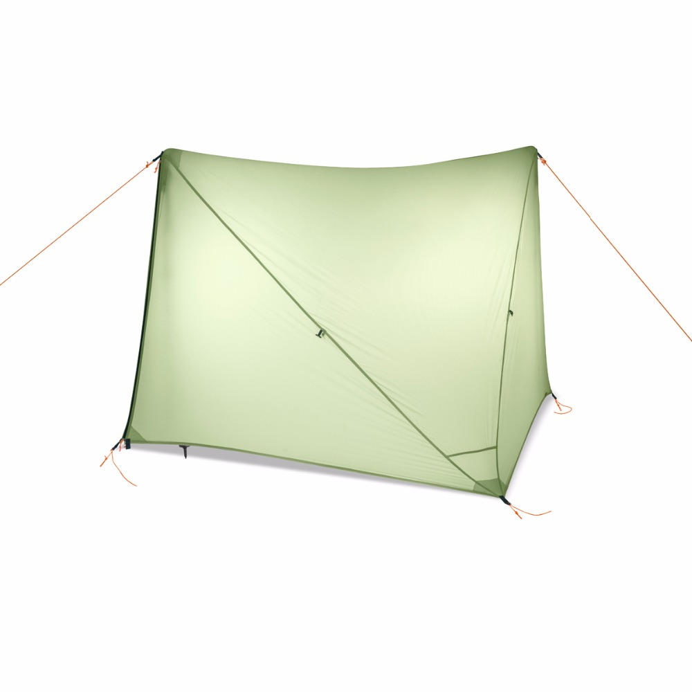 FLAME S CREED Outdoor Double Side Silicon Coated Ultra light 20D Nylon Camping Professional tent Beach