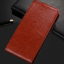 For Xiaomi Redmi 4A Case Luxury Up and Down PU Leather Cover