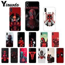 11pro MAX Marvel Deadpool Customer High Quality Phone Case for Apple iPhone 8 7 6 6S Plus X XS MAX 5 5S SE XR Mobile Cover yinuoda demi lovato customer high quality phone case for apple iphone 8 7 6 6s plus x xs max 5 5s se xr mobile cover