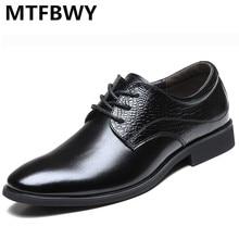 Business Men's Basic Flat Shoes zapatillas hombre Gentle Wedding Dress Luxury Brand Formal Wearing Shoes British Men Casual