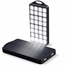 EC Технология Солнечный литий-полимерный Батарея Мощность банк Единорог Портативный мобильный Зарядное устройство emoji повербанк со светодиодным фонариком Pokeball