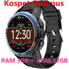 <+>  KOSPET Optimus Pro 3 ГБ 32 ГБ 800 мАч Батарея Dual Systems 4G Smart Watch Phone водонепроницаемый 8. ★