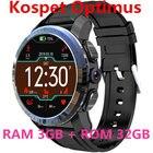 <+>  KOSPET Optimus Pro 3 ГБ 32 ГБ 800 мАч Батарея Dual Systems 4G Smart Watch Phone водонепроницаемый 8. ★